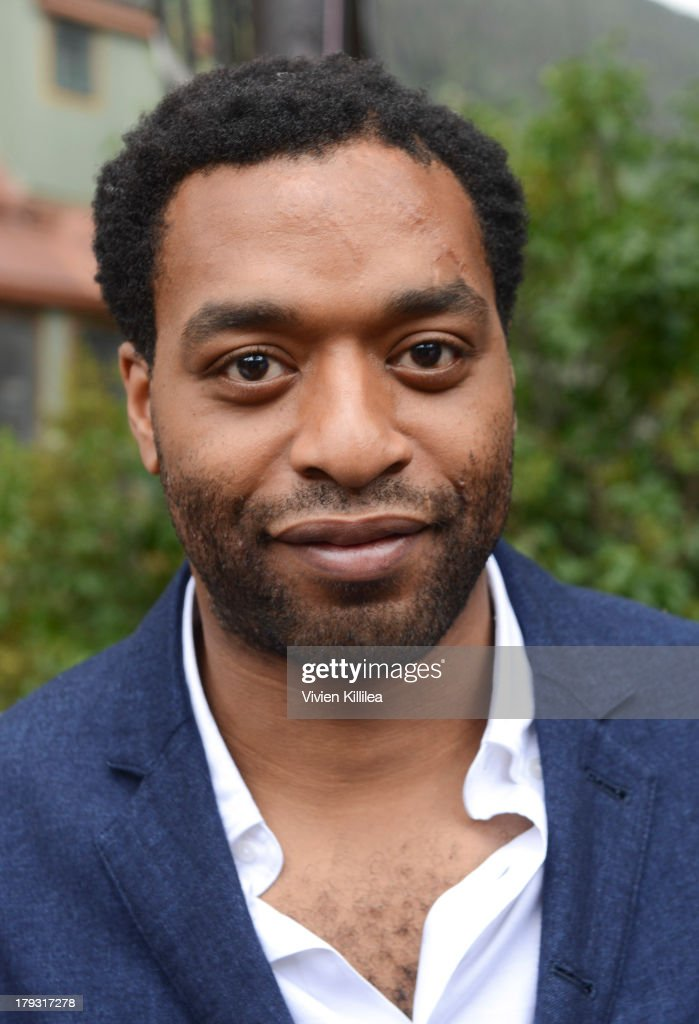 Actor <a gi-track='captionPersonalityLinkClicked' href=/galleries/search?phrase=Chiwetel+Ejiofor&family=editorial&specificpeople=213998 ng-click='$event.stopPropagation()'>Chiwetel Ejiofor</a> attends the 2013 Telluride Film Festival - Day 4 on September 1, 2013 in Telluride, Colorado.