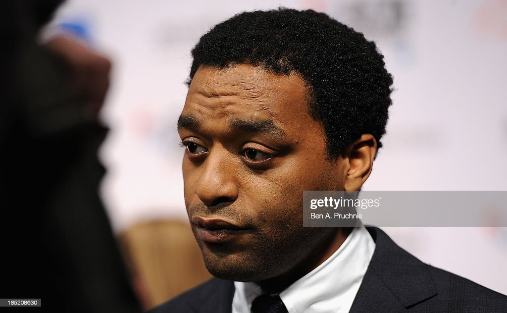 Actor <a gi-track='captionPersonalityLinkClicked' href=/galleries/search?phrase=Chiwetel+Ejiofor&family=editorial&specificpeople=213998 ng-click='$event.stopPropagation()'>Chiwetel Ejiofor</a> attends the Accenture Gala ahead of the premiere of 'Twelve Years A Slave' during the 57th BFI London Film Festival at the Langham Hotel on October 18, 2013 in London, England.
