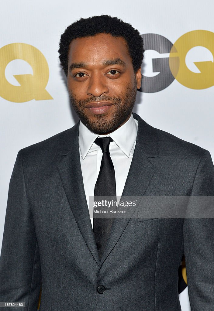 Actor <a gi-track='captionPersonalityLinkClicked' href=/galleries/search?phrase=Chiwetel+Ejiofor&family=editorial&specificpeople=213998 ng-click='$event.stopPropagation()'>Chiwetel Ejiofor</a> attends the GQ Men Of The Year Party at The Ebell Club of Los Angeles on November 12, 2013 in Los Angeles, California.
