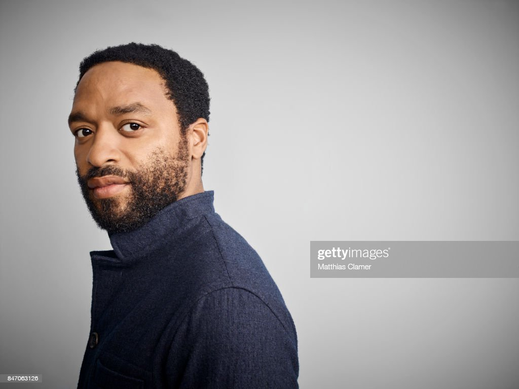 Actor Chiwetel Ejiofor from 'Dr. Strange' is photographed for Entertainment Weekly Magazine on July 23, 2016 at Comic Con in the Hard Rock Hotel in San Diego, California.