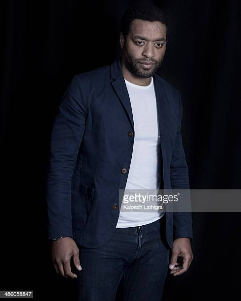 Actor Chiwetel Ejiofor is photographed for the Independent on April 7 2014 in London England