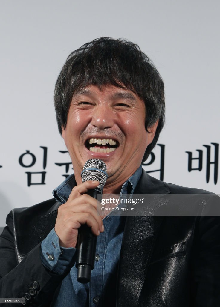 Actor Cho Jae-Hyun attends the 'Open Talk -Im Kwon-Taek and His Actors-' at the BIFF Hill during 18th Busan International Film Festival (BIFF) on October 8, 2013 in Busan, South Korea. The biggest film festival in Asia showcases 299 films from 70 countries and runs from October 3-12.