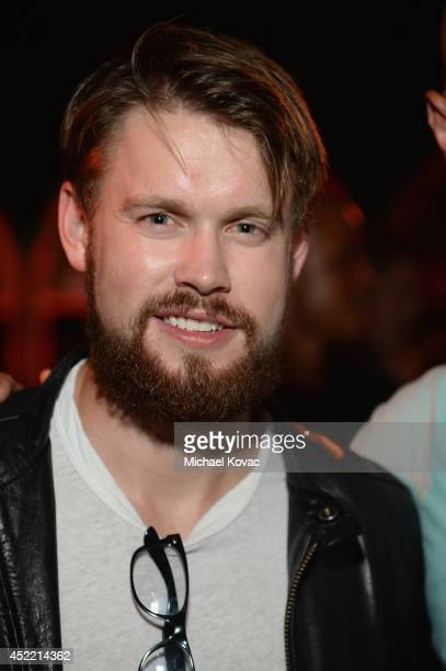 Actor Chord Overstreet attends the Body at ESPYS PreParty at Lure on July 15 2014 in Hollywood California