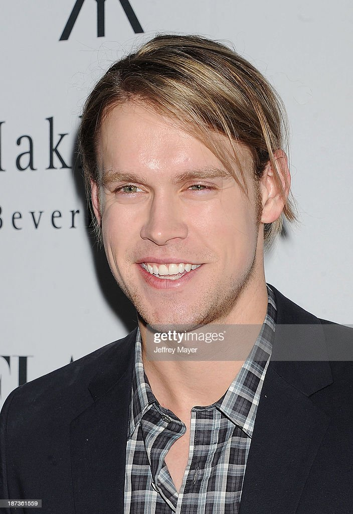 Actor <a gi-track='captionPersonalityLinkClicked' href=/galleries/search?phrase=Chord+Overstreet&family=editorial&specificpeople=7126148 ng-click='$event.stopPropagation()'>Chord Overstreet</a> attends the Flaunt Magazine Issue Party with Selena Gomez And Amanda De Cadenet held at Hakkasan Beverly Hills on November 7, 2013 in Beverly Hills, California.