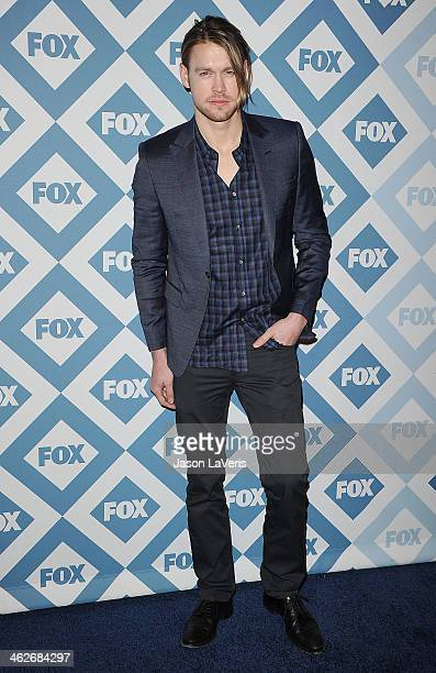Actor Chord Overstreet attends the FOX AllStar 2014 winter TCA party at The Langham Huntington Hotel and Spa on January 13 2014 in Pasadena California
