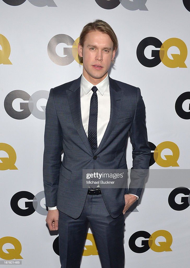 Actor <a gi-track='captionPersonalityLinkClicked' href=/galleries/search?phrase=Chord+Overstreet&family=editorial&specificpeople=7126148 ng-click='$event.stopPropagation()'>Chord Overstreet</a> attends the GQ Men Of The Year Party at The Ebell Club of Los Angeles on November 12, 2013 in Los Angeles, California.