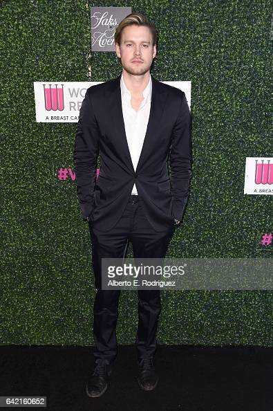 Actor Chord Overstreet attends WCRF's 'An Unforgettable Evening' presented by Saks Fifth Avenue at the Beverly Wilshire Four Seasons Hotel on...