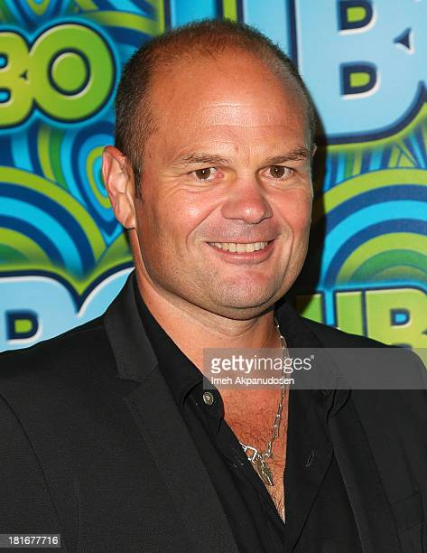 Actor Chris Bauer attends HBO's Annual Primetime Emmy Awards Post Award Reception at The Plaza at the Pacific Design Center on September 22 2013 in...