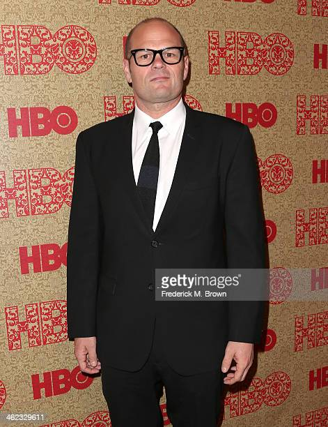 Actor Chris Bauer attends HBO's Post 2014 Golden Globe Awards Party held at Circa 55 Restaurant on January 12 2014 in Los Angeles California