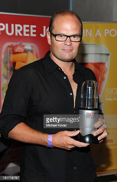 Actor Chris Bauer attends Kari Feinstein MTV Movie Awards Style Lounge at the W Hollywood on June 3 2011 in Hollywood California