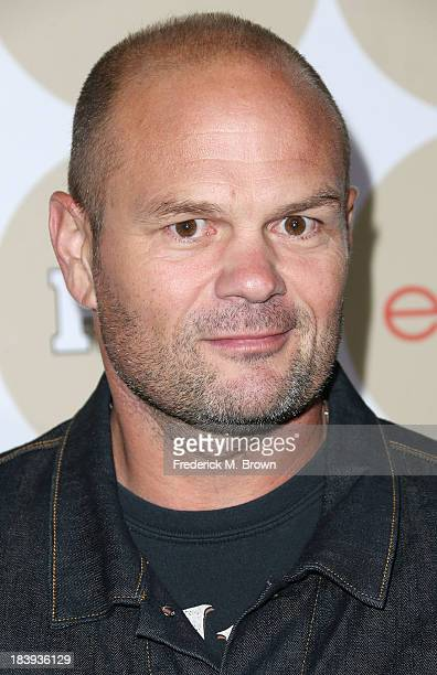 Actor Chris Bauer attends People's 'ONES To Watch Party' at Hinoki The Bird on October 9 2013 in Los Angeles California