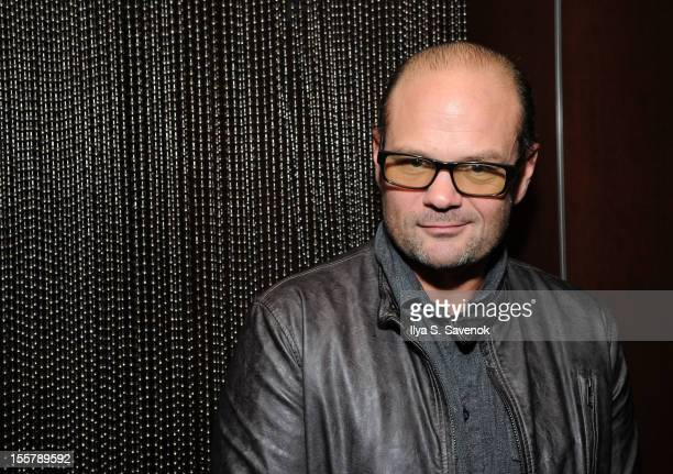 Actor Chris Bauer attends Resident Magazine's 25th Anniversary Party at Noir NYC on November 7 2012 in New York City