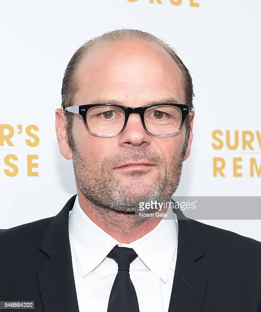 Actor Chris Bauer attends 'Survivor's Remorse' New York screening at Roxy Hotel on July 12 2016 in New York City