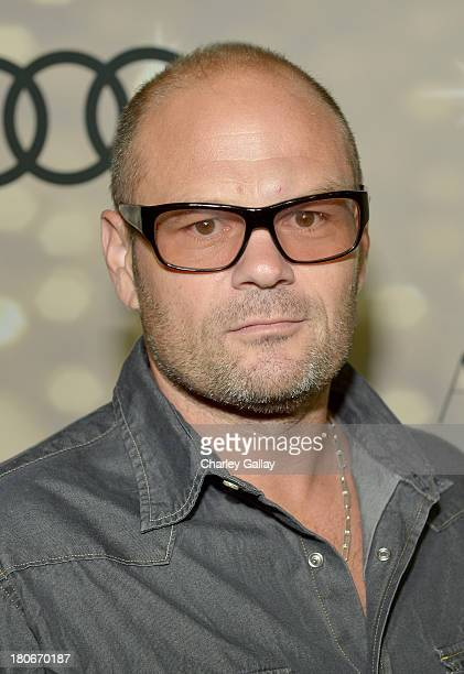 Actor Chris Bauer attends the Audi and Altuzarra KickOff Emmys Week 2013 event at Ceconni's on September 15 2013 in West Hollywood California