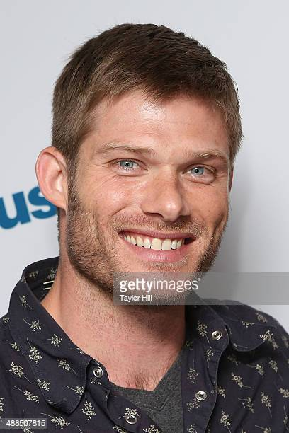 Actor Chris Carmack visits the SiriusXM Studios on May 6 2014 in New York City