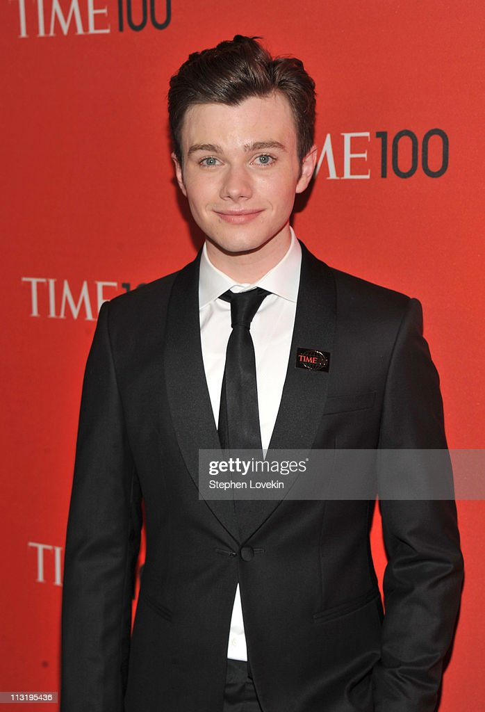 Actor <a gi-track='captionPersonalityLinkClicked' href=/galleries/search?phrase=Chris+Colfer&family=editorial&specificpeople=5662110 ng-click='$event.stopPropagation()'>Chris Colfer</a> attends the TIME 100 Gala, TIME'S 100 Most Influential People In The World at Frederick P. Rose Hall, Jazz at Lincoln Center on April 26, 2011 in New York City.