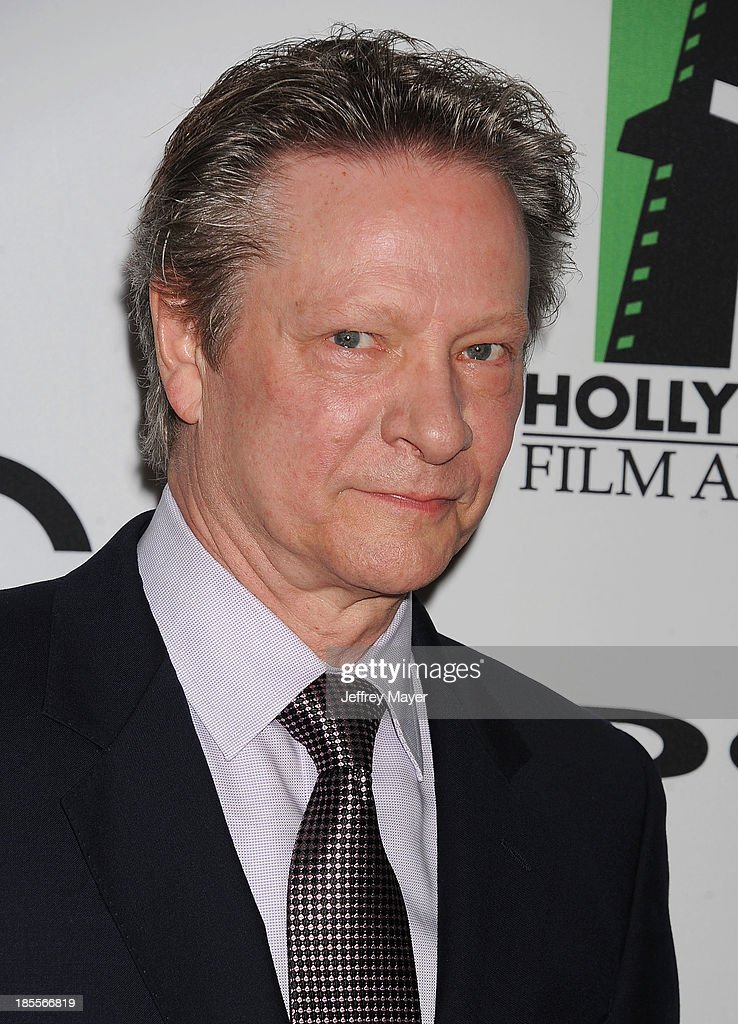Actor Chris Cooper arrives at the 17th Annual Hollywood Film Awards at The Beverly Hilton Hotel on October 21, 2013 in Beverly Hills, California.