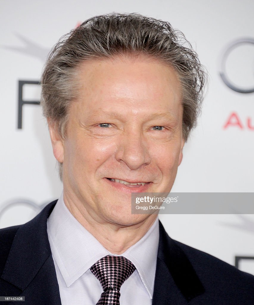 Actor Chris Cooper arrives at the AFI FEST 2013 Gala Screening of 'August: Osage County' at TCL Chinese Theatre on November 8, 2013 in Hollywood, California.