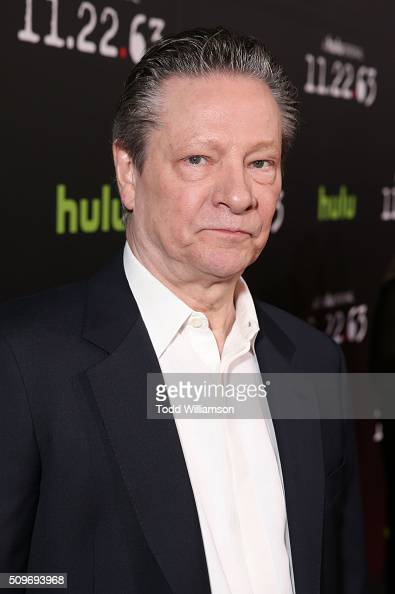 chris cooper how tall