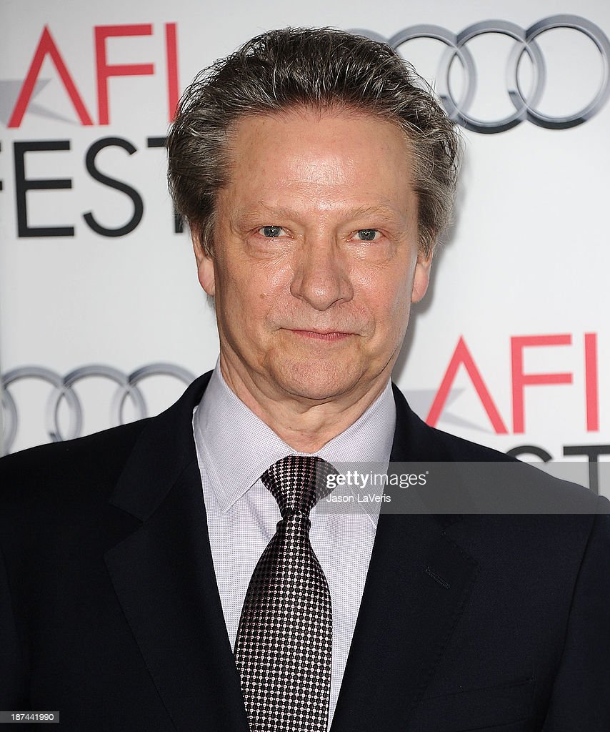 Actor Chris Cooper attends the premiere of 'August: Osage County' at the 2013 AFI Fest at TCL Chinese Theatre on November 8, 2013 in Hollywood, California.