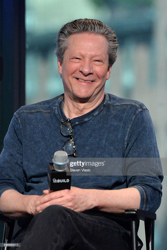 how tall is chris cooper