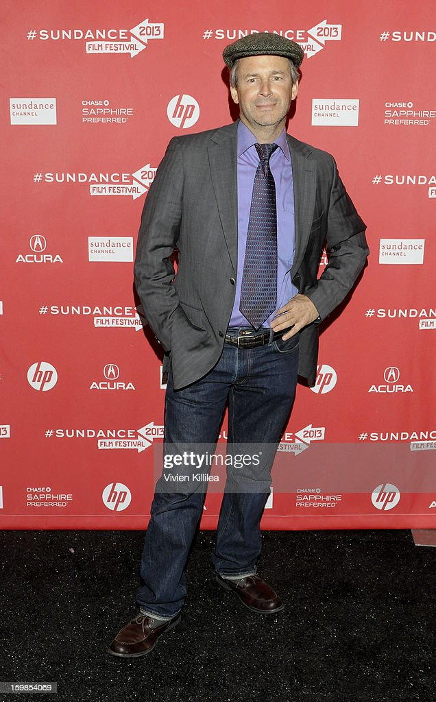 Actor Chris Doubek attends 'Computer Chess' Premiere - 2013 Sundance Film Festival at Library Center Theater on January 21, 2013 in Park City, Utah.