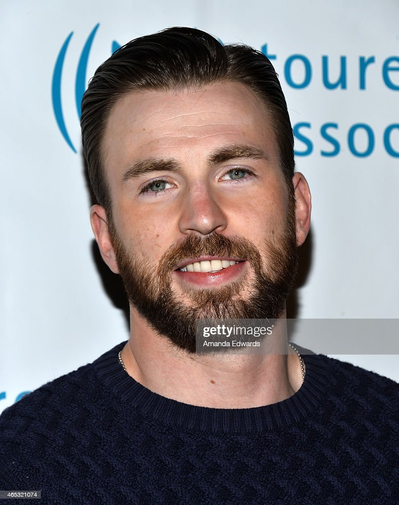 Actor <a gi-track='captionPersonalityLinkClicked' href=/galleries/search?phrase=Chris+Evans+-+Actor&family=editorial&specificpeople=6873149 ng-click='$event.stopPropagation()'>Chris Evans</a> arrives at the 2nd Annual Hollywood Heals: Spotlight On Tourette Syndrome event at the House of Blues Sunset Strip on March 5, 2015 in West Hollywood, California.