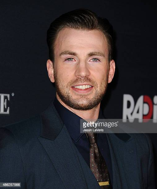 Actor Chris Evans attends the premiere of 'Before We Go' at ArcLight Cinemas on September 2 2015 in Hollywood California