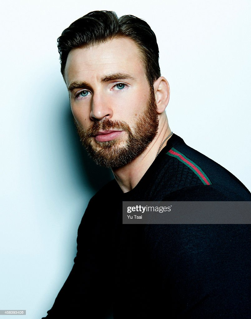 Actor <a gi-track='captionPersonalityLinkClicked' href=/galleries/search?phrase=Chris+Evans+-+Actor&family=editorial&specificpeople=6873149 ng-click='$event.stopPropagation()'>Chris Evans</a> is photographed for Variety on September 6, 2014 in Toronto, Ontario.