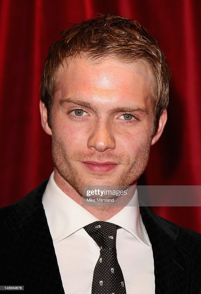 Actor <a gi-track='captionPersonalityLinkClicked' href=/galleries/search?phrase=Chris+Fountain&family=editorial&specificpeople=626449 ng-click='$event.stopPropagation()'>Chris Fountain</a> attends the British Soap Awards at The London Television Centre on April 28, 2012 in London, England.