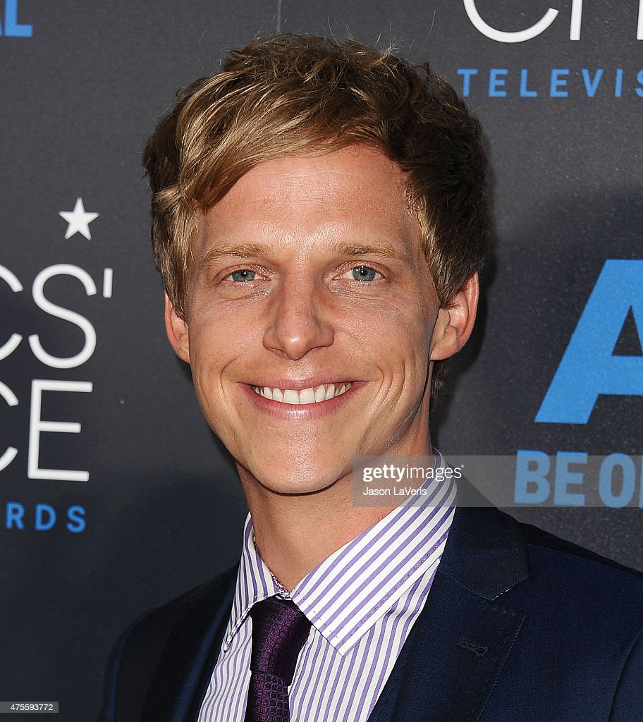 Actor Chris Geere attends the 5th annual Critics' Choice Television Awards at The Beverly Hilton Hotel on May 31, 2015 in Beverly Hills, California.