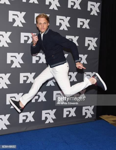 Actor Chris Geere attends the FX Networks 2017 Summer TCA Tour at The Beverly Hilton Hotel on August 9 2017 in Beverly Hills California