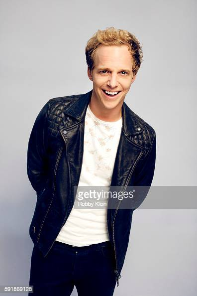 Actor Chris Geere from FX's 'You're the Worst' poses for a portrait at the FOX Summer TCA Press Tour at Soho House on August 9 2016 in Los Angeles...