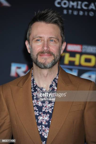 Actor Chris Hardwick attends the premiere of Disney and Marvel's 'Thor Ragnarok' on October 10 2017 at the El Capitan Theater in Hollywood California