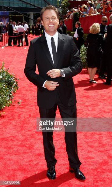 Actor Chris Harrison attends the 62nd Annual Primetime Emmy Awards at Nokia Theatre Live LA on August 29 2010 in Los Angeles California