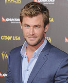 Actor Chris Hemsworth arrives at the 2015 G'Day USA Gala Featuring The AACTA International Awards Presented By Quantas at Hollywood Palladium on...