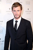 Actor Chris Hemsworth presenter of the Critics' Choice LOUIS XIII Genius Award during the 20th annual Critics' Choice Movie Awards at the Hollywood...