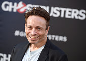 Actor Chris Kattan arrives at the premiere of Sony Pictures' 'Ghostbusters' at TCL Chinese Theatre on July 9 2016 in Hollywood California
