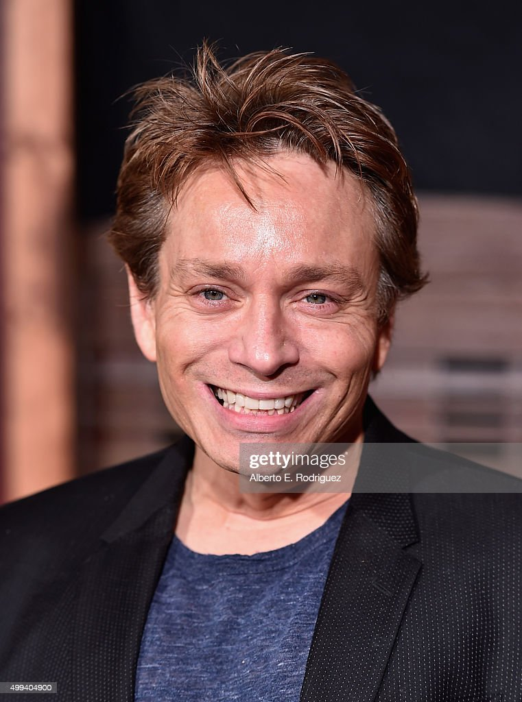 Actor <a gi-track='captionPersonalityLinkClicked' href=/galleries/search?phrase=Chris+Kattan&family=editorial&specificpeople=217709 ng-click='$event.stopPropagation()'>Chris Kattan</a> attends the premiere of Netflix's 'The Ridiculous 6' at AMC Universal City Walk on November 30, 2015 in Universal City, California.
