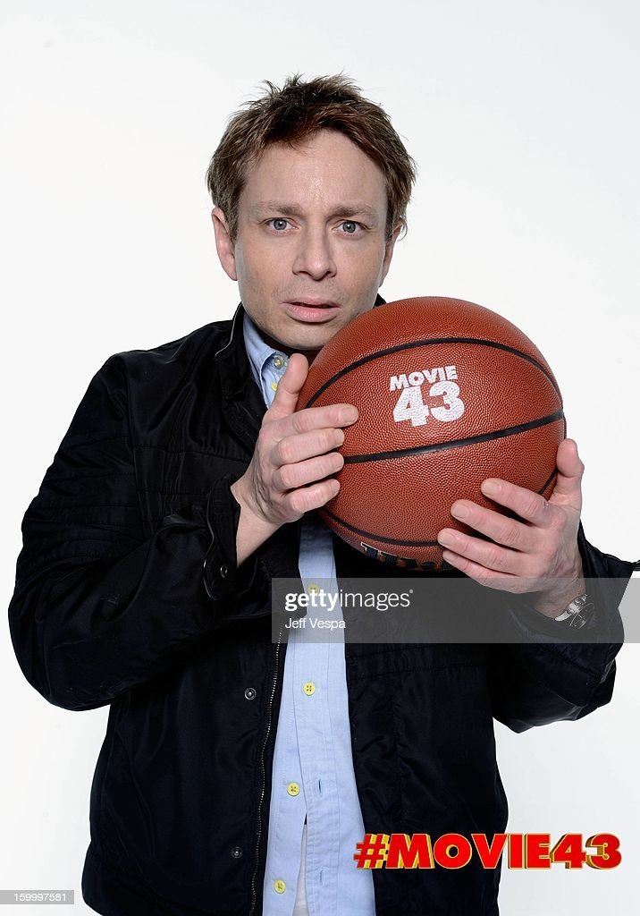 Actor Chris Kattan poses for a portrait during Relativity Media's 'Movie 43' Los Angeles premiere at TCL Chinese Theatre on January 23, 2013 in Hollywood, California.