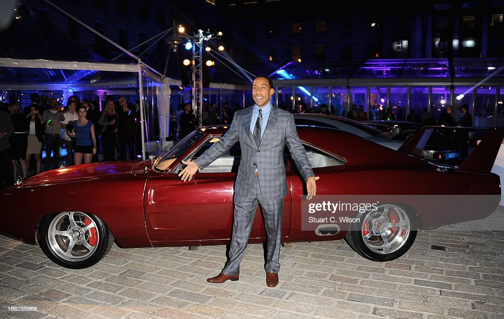 Actor Chris <a gi-track='captionPersonalityLinkClicked' href=/galleries/search?phrase=Ludacris&family=editorial&specificpeople=203034 ng-click='$event.stopPropagation()'>Ludacris</a> Bridges attends the 'Fast & Furious 6' World Premiere after party at Somerset House on May 7, 2013 in London, England.