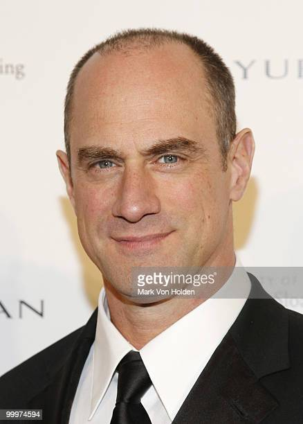 Actor Chris Meloni attends the 3rd Annual Society Of Memorial SloanKettering Cancer Center's Spring Ball at The Pierre Hotel on May 18 2010 in New...