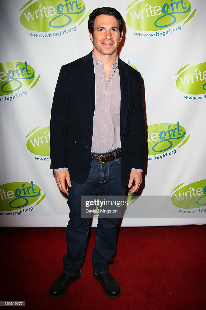 Actor Chris Messina attends the Bold Ink Awards at the Eli and Edythe Broad Stage on November 5, 2012 in Santa Monica, California.