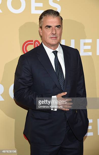 Actor Chris Noth attends CNN Heroes 2015 Red Carpet Arrivals at American Museum of Natural History on November 17 2015 in New York City 25619_023