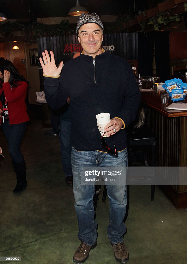 Actor Chris Noth attends Day 4 of the Variety Studio at 2013 Sundance Film Festival on January 22, 2013 in Park City, Utah.