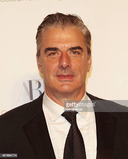 Actor Chris Noth attends the American Ballet Theatre 2014 opening night fall gala at David H Koch Theater at Lincoln Center on October 22 2014 in New...