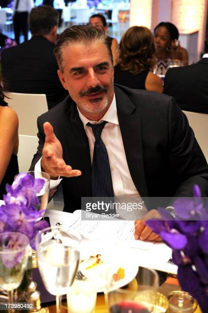 Actor Chris Noth attends Travel Leisure 2013 World's Best Awards at Center 548 on July 18 2013 in New York City