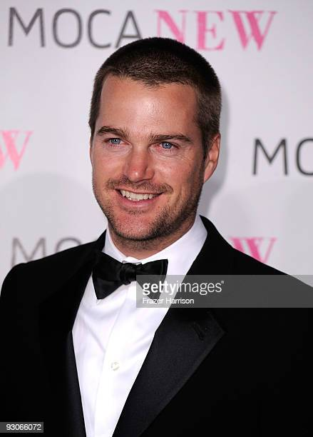 Actor Chris O' Donnell arrives at the MOCA New 30th Anniversary Gala on November 14 2009 in Los Angeles California
