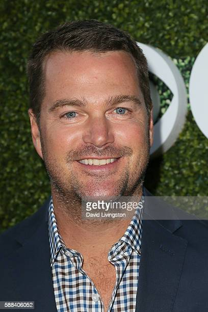 Actor Chris O'Donnell arrives at the CBS CW Showtime Summer TCA Party at the Pacific Design Center on August 10 2016 in West Hollywood California