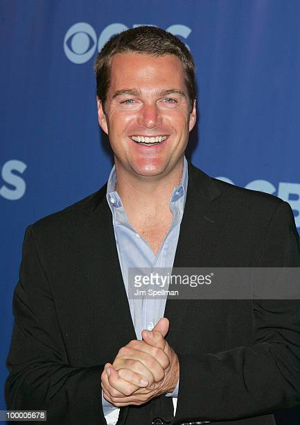 Actor Chris O'Donnell attends the 2010 CBS Upfront at The Tent at Lincoln Center on May 19 2010 in New York City